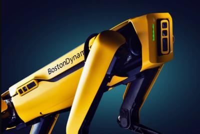 Spot, da Boston Dynamics, ganha braço robótico e muitos movimentos