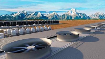 Instalação de captura de CO2 deverá remover 1 milhão de toneladas por ano