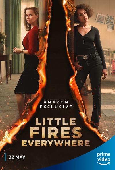 Little Fires Everywhere - Minissérie chega no Brasil pela Amazon Prime Video
