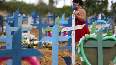 Modelo usado pela Casa Branca projeta 88 mil mortes no Brasil em agosto