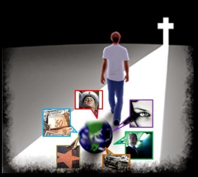 A renúncia para o Reino de Deus