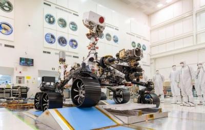 Nasa abre votação para escolha do nome de rover que vai à Marte