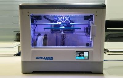 Review da impressora 3D Flashforge Dreamer: facilidade de uso é um ponto forte
