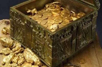 Depois de 10 anos, baú do tesouro com US$ 1 milhão é encontrado nos EUA
