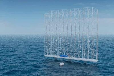 Windcatchers flutuantes podem abastecer 80.000 casas cada