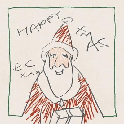 Ho Ho Ho, já é Natal para o Deus da Guitarra