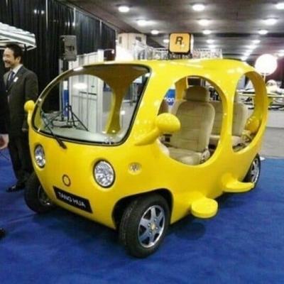Carros inusitados que você não vai acreditar que existem