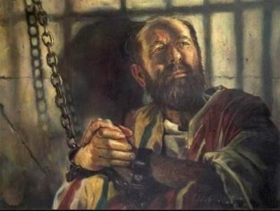 O desamparo do Apóstolo Paulo na sua prisão