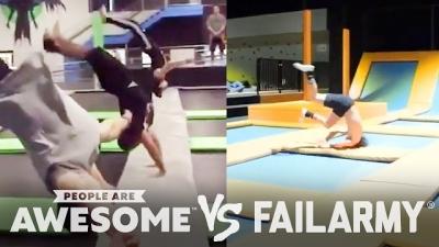 Fails vs Wins, mais uma coletânea divertida pra você ver