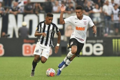 Santos x Corinthians: prováveis escalações, desfalques e onde ver