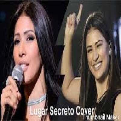 Simaria Cantando louvor Lugar Secreto - Cover Gospel 2019 ( Simone e Simaria eva