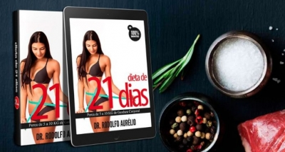 Nova Dieta de 21 dias – Versão 2.0 Funciona?