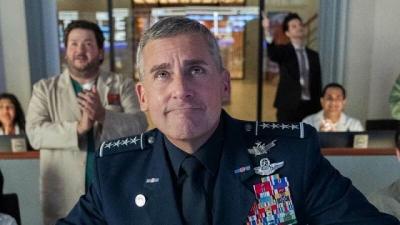 Forças Armadas dos EUA podem perder marca Space Force para série da Netflix
