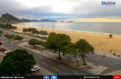 Aproveite as webcams espalhadas pelo mundo e viaje