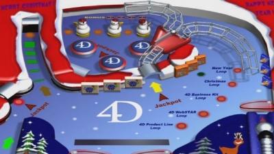Pinball 4D -