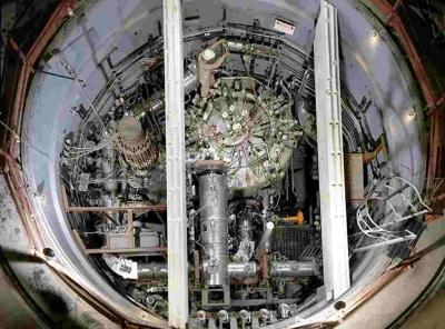 China está prestes a ativar o primeiro reator nuclear 'limpo' do mundo