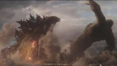 Novo trailer de Godzilla vs Kong tem cenas inéditas