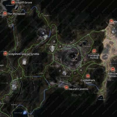 Mapas Mais Impressionantes Dos Games!