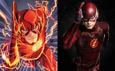 Super Matéria - Conheça mais sobre os personagens da série Flash