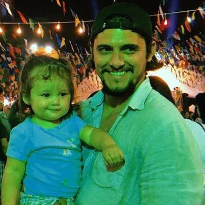 Bruno Gissoni e a filha disputam pelo comando da TV