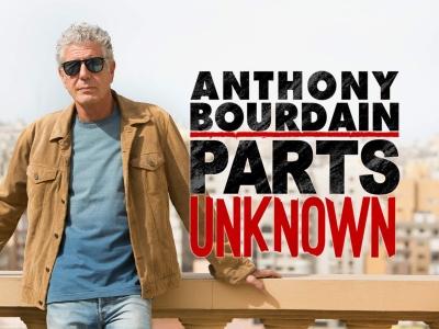 Anthony Bourdain terá programa exibido na CNN Brasil