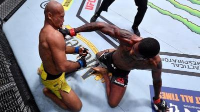 Os melhores nocautes do UFC esse ano