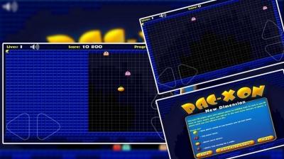 Pac Xon Deluxe - Level 1-10