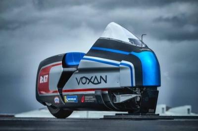 A moto elétrica que quer bater o recorde de mais rápida do mundo