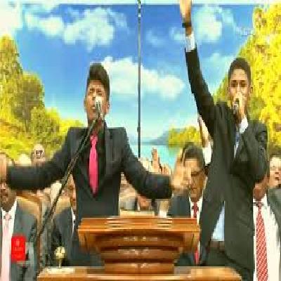 Lucas Roque e Gabriel - Louvor que Abalou a Igreja ( O Rosto de Cristo )