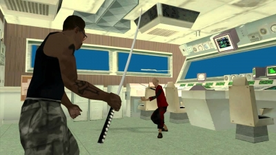 GTA San Andreas #48 Véio Ninja