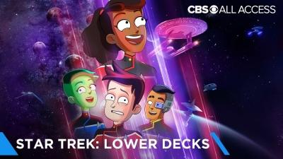 Star Trek: Lower Decks - Primeira animação adulta da franquia ganha trailer