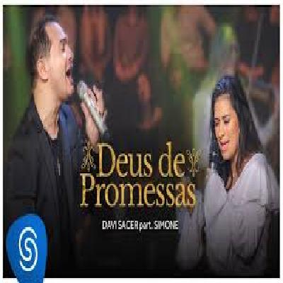 Davi Sacer - Deus de Promessas part. Simone