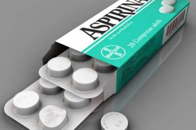 Novo estudo indica que a aspirina pode ajudar na prevenção e no tratamento da CO