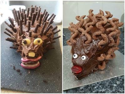 15 Vezes que as pessoas tentaram fazer o bolos, mas falharam miseravelmente
