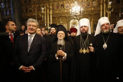 Igreja da Ucrânia se separa formalmente de ortodoxos