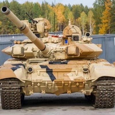 Tanques militares considerados os mais mortais do mundo