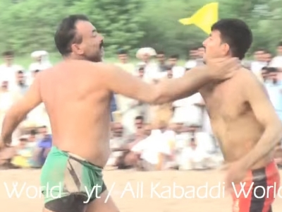 All Kabaddi World - A Versão Insana de WWE do Paquistão