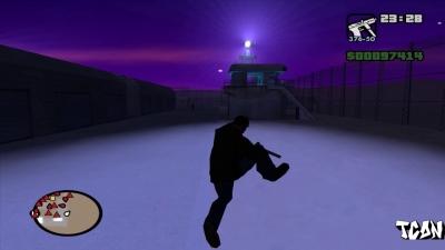GTA San Andreas #72 Queda Live