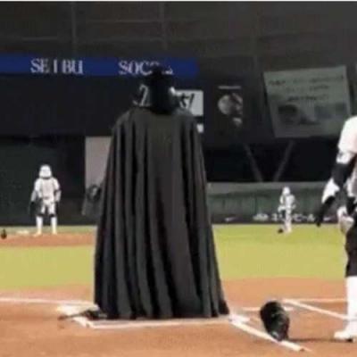 Poxa Darth Vader