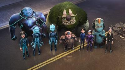 Caçadores de Trolls: A Ascensão dos Titãs tem cena de abertura liberada