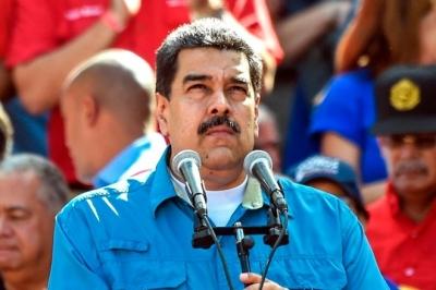 Nicolás Maduro diz que é cristão e que ora todos os dias