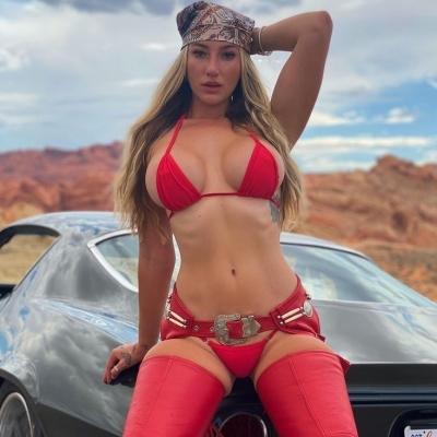 Musa das estradas do Velho Oeste dos Estados Unidos