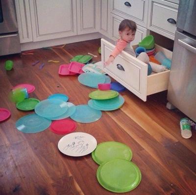 Veja algumas imagens que vão fazer você desistir de ter filhos