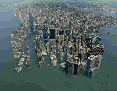 A Corrente do Golfo, vital para o clima mundial, pode colapsar.