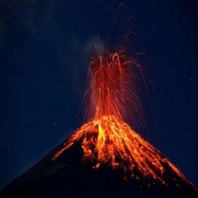 Por que vulcões entram em erupção?