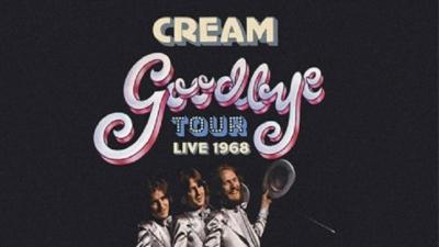 Turnê de despedida do Cream ganha caixa com 4 CDs