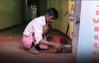 As lojas do Sri Lanka onde você tem que pagar para fazer a limpeza