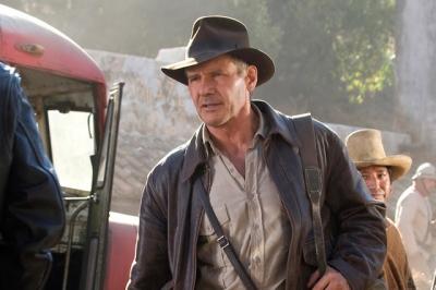 Harrison Ford voltará para Indiana Jones 5