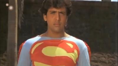 Como seria o super homem se fosse indiano