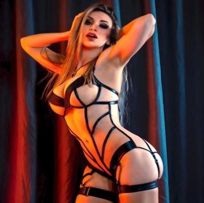 Azura cosplay foto da america latina novidade